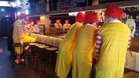 On ne sait à quel Ronald se vouer !