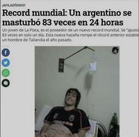 Record mondial