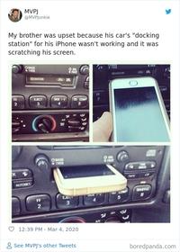Quand ton jeune passager découvre le lecteur de cassettes dans ta vieille bagnole