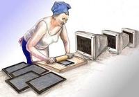 Recyclage d'écrans CRT