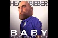 Heavy Bieber - Baby
