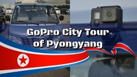 Tour de Pyongyang en voiture