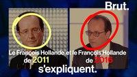Hollande vs Hollande