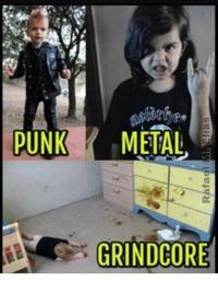 Baby Grindcore
