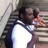 Rappeur et violoniste