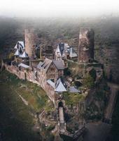 Le château de Thurant (région mosellane)