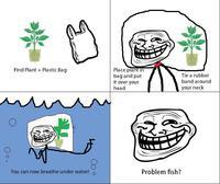 Respirer sous l'eau