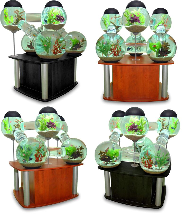aquarium de luxe. Black Bedroom Furniture Sets. Home Design Ideas