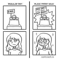 Brace yourself, Black Friday is coming…