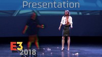 Conférence Devolver E3