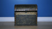 19th Century Haunted Chest ( That open by itself)