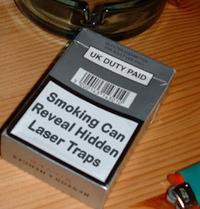 Fumer peut être utile