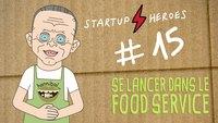 Hanni et Bill lancent Hannibal.org - Startup Heroes #15