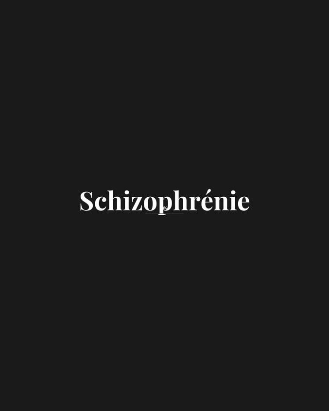C'est la journée de la Schizophrénie... et la saint Patrick today :)