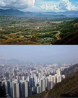 Hong Kong en 1964 à aujourd'hui