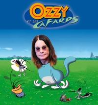 Ozzy et les cafards