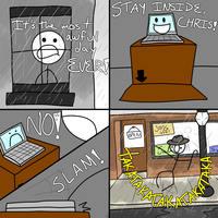 Une si mauvaise journée
