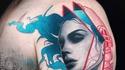 Joli tatouage