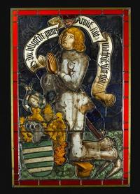 Jeanne d'Arc remercie le Ciel de sa première livraison de PQ