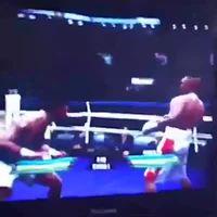 We no boxing americano