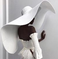 Chapeau joli mais pas très pratique