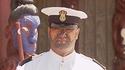 Officier de la marine néo-zélandaise