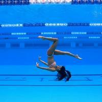 Danse sous-marine