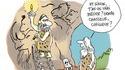 La Grotte Chauvet, les dessinateurs et les intermittents du spectacle