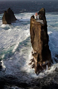 Le phare de Thridrangar
