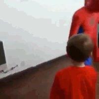 Spiderman Vs Gravity