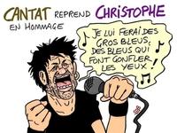 Hommage à Christophe