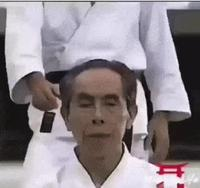 et vous pensiez être bon en arts martiaux ?
