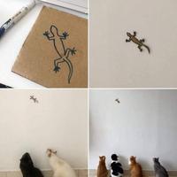 Comment occuper quatre chats