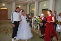 Mariage à Marseille !