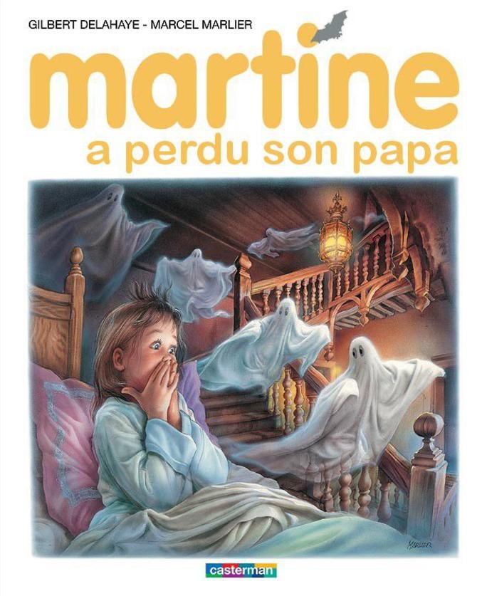 Jean-Louis Marlier, scénariste de la série Martine entre 1997 et 2011 est mort le 28 février à l'âge de 55 ans